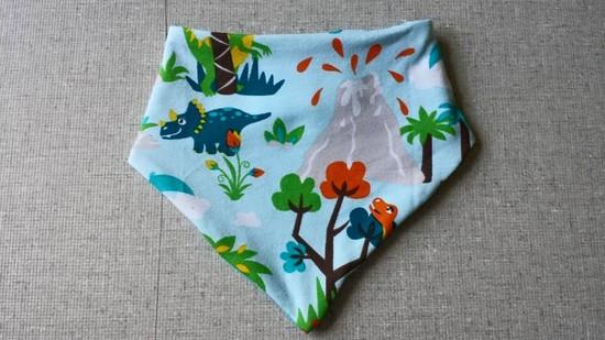 Produktfoto für Schnittmuster Halstuch zum Wenden von Farbenmix