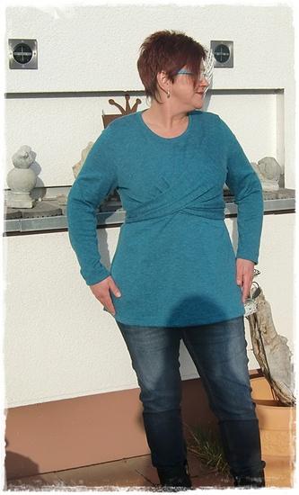 Foto zu Schnittmuster Kleid Loures von schnittbox