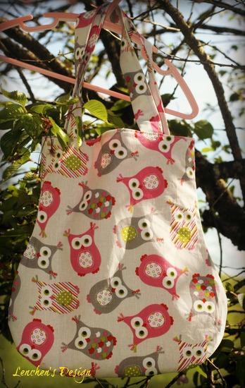 Foto zu Schnittmuster Kindertasche Milli von lolletroll