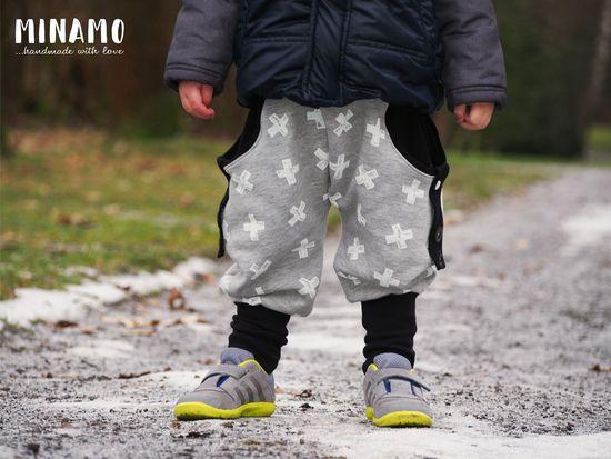 Produktfoto für Schnittmuster Pumpino von Minamo