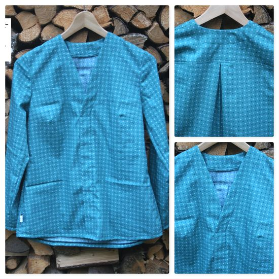 Produktfoto für Schnittmuster Lillesol women No.30 Marisol-Bluse von Lillesol & Pelle