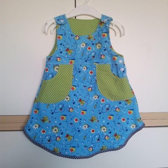 Foto zu Schnittmuster Kleid Frida von Das Milchmonster