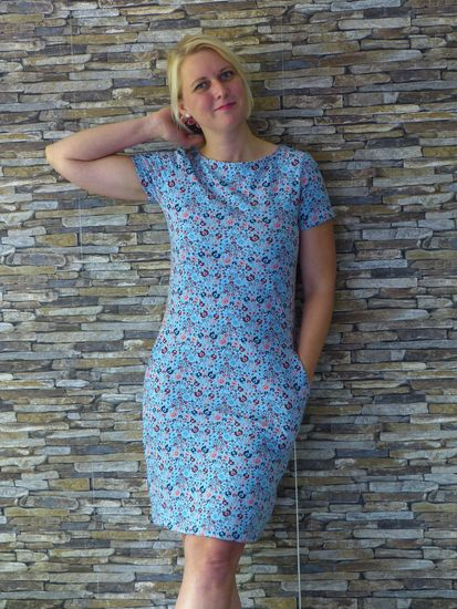 Produktfoto für Schnittmuster KON - Kleid ohne Namen von Schnittverhext
