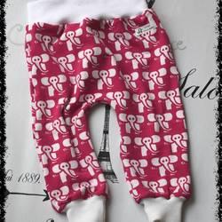 Cozy pants pinke elefanten jolina murer 62 68