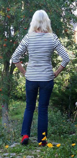 Produktfoto für Schnittmuster Shirt Elfie von SchnittmusterLounge