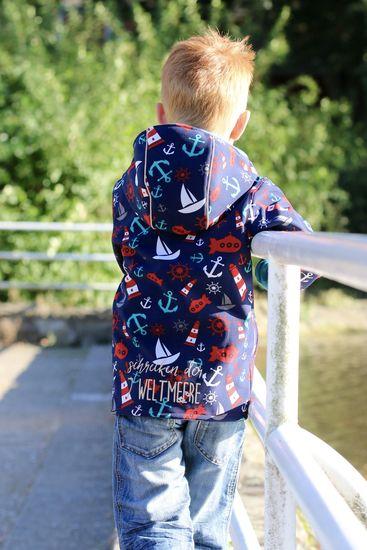 Foto zu Schnittmuster Fentje Big Kids von my Fancywork