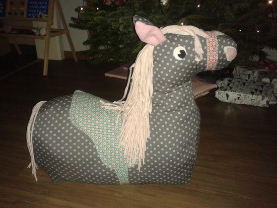 Schnittmuster Reittier Pferd von Frau Scheiner
