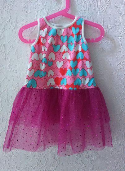 Schnittmuster #01 Tiny Ballerina von Ottobre Design als Papierschnitt für Babies, Mädchen in Kategorie Kleid (68–98)