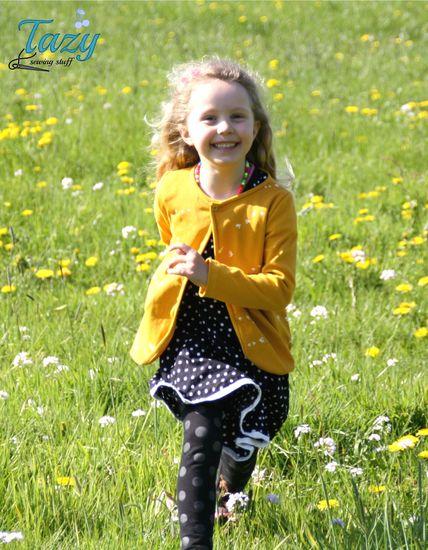 Foto zu Schnittmuster AnniNanni Mädchen Bolerojäckchen von Anni Nanni