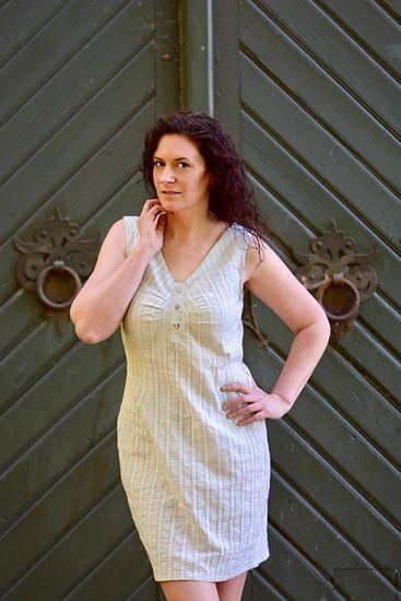 Produktfoto für Schnittmuster Bluse Pascale von SchnittmusterLounge