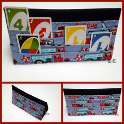 Foto zu Schnittmuster Kartenhalter für Kinder und Senioren von Basteldeern