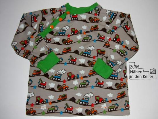 Produktfoto für Schnittmuster Little Joel von mialuna