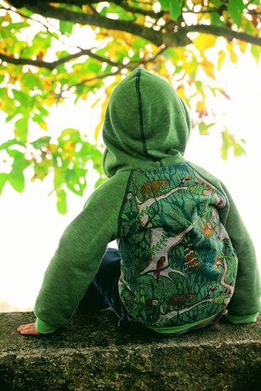 Foto zu Schnittmuster #16 Lizard von Ottobre Design