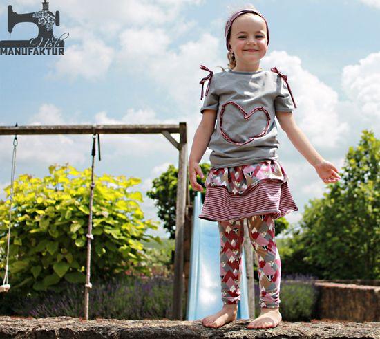 Produktfoto für Schnittmuster Himmlische Lara von Himmelblau.