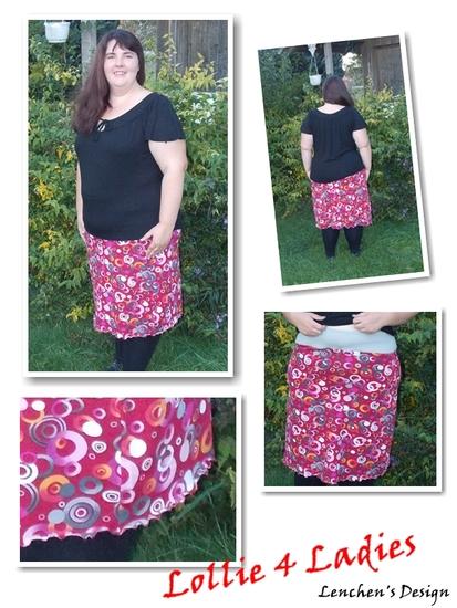 Foto zu Schnittmuster Lolli for Ladies von lolletroll