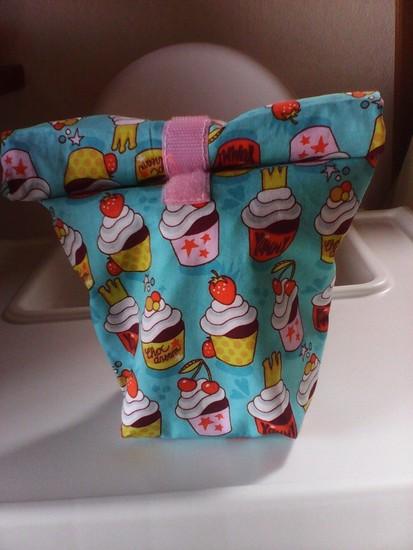 Foto zu Schnittmuster Lunchbag von Mädchenträume