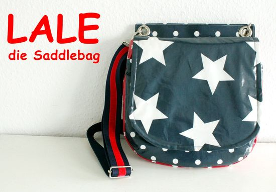 Lale die saddlebag