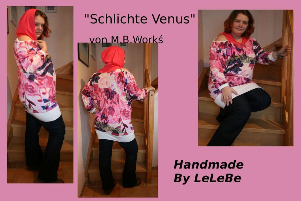 Foto zu Schnittmuster Schlichte Venus von M.B.Work's