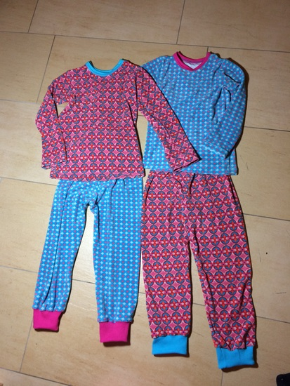 Foto zu Schnittmuster Schlafanzughose von Erbsenprinzessin