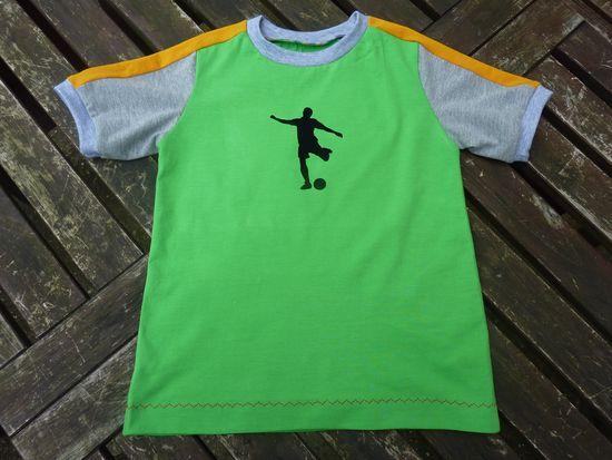 Foto zu Schnittmuster Shirt n Short von Muhküfchen Design