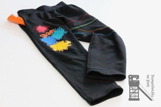 Produktfoto für Schnittmuster Sportskanönchen von Herzensbunt Design