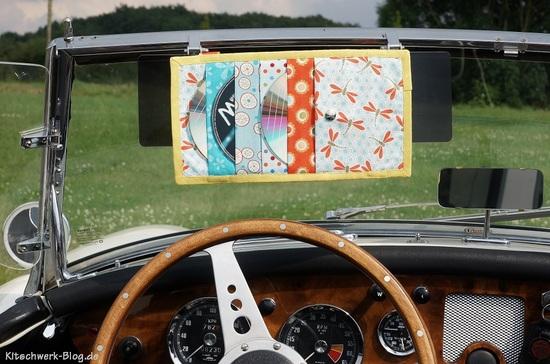 Foto zu Schnittmuster CD-Halter von Kitschwerk