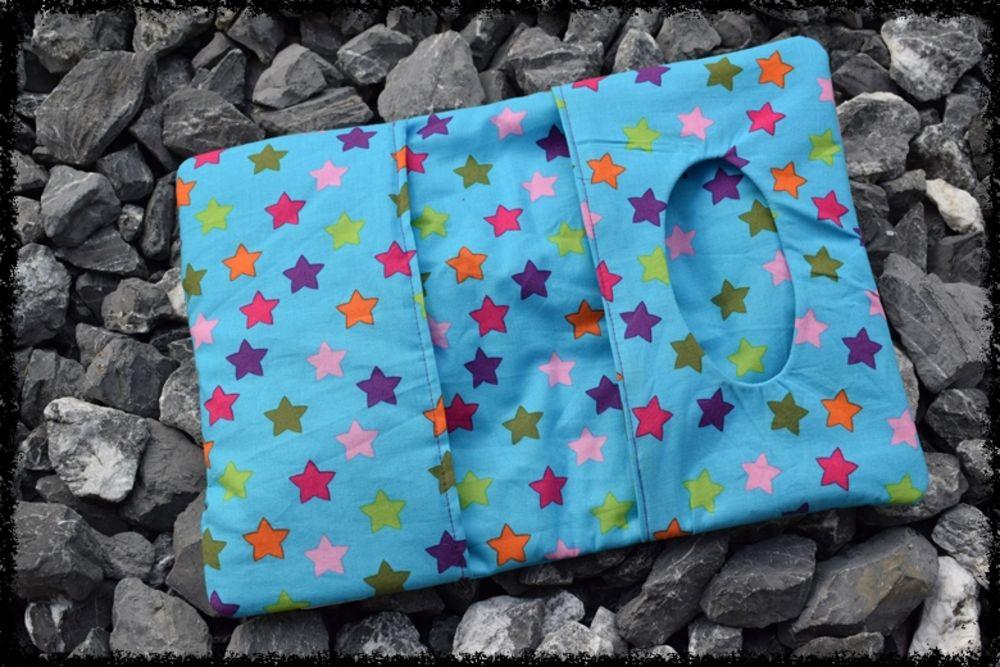 Foto zu Schnittmuster Little Nappy Bag - Windeltasche von Lin-Kim