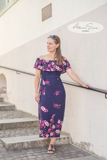 Foto zu Schnittmuster Kleid/Shirt Miss Mekko von Din.Din