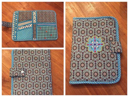 Produktfoto für Schnittmuster Din A Five Organizer von Pattililly