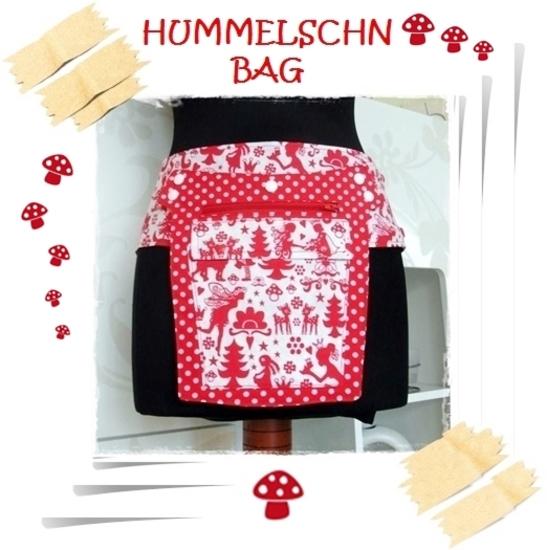 Foto zu Schnittmuster Hummelschn Bag von Hummelschn