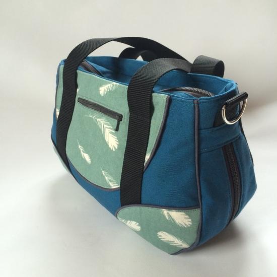 Produktfoto für Schnittmuster Schnabelina Bag von Schnabelina