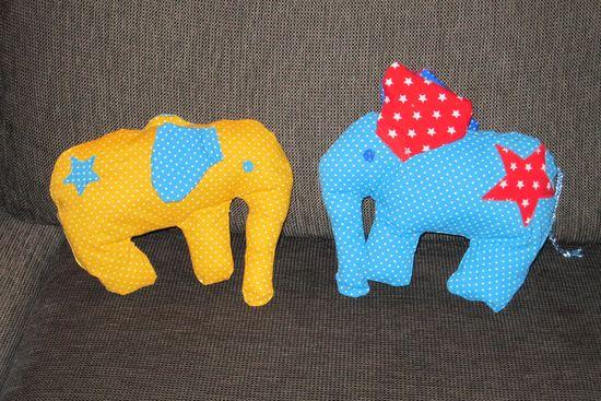 Foto zu Schnittmuster Elefantös von STUDIO SCHNITTREIF