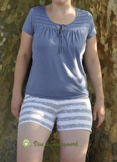 Produktfoto für Schnittmuster Hot Pants von Print4Kids