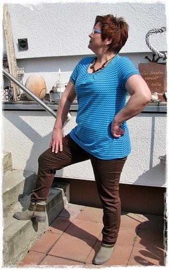 Foto zu Schnittmuster Kleid Ely von schnittbox