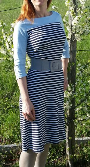 Produktfoto für Schnittmuster Lillesol Women No.18 Frühlingskombi Kleid und Shirt von Lillesol & Pelle