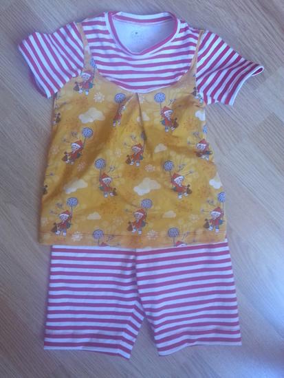 Produktfoto für Schnittmuster Frl. Schlafanzug von Erbsenprinzessin
