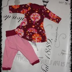 Foto zu Schnittmuster Puppenliebe von rosarosa