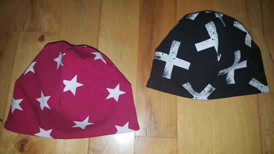 Kostenloses Schnittmuster Mütze von Stick & Style