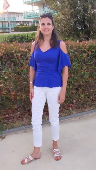 Foto zu Schnittmuster Jennifer Contour von TINALisa Schnittdesign