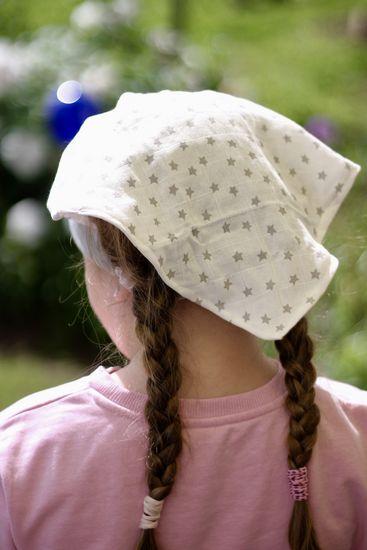 Produktfoto für Schnittmuster Kopftuch in 3 Varianten von Trash Monstarz
