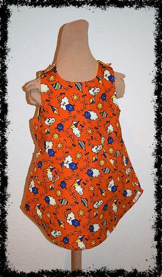 Produktfoto für Schnittmuster Kleid Frida von Das Milchmonster
