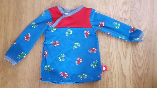 Produktfoto für Schnittmuster Babyset Levi Pullover von Minamo