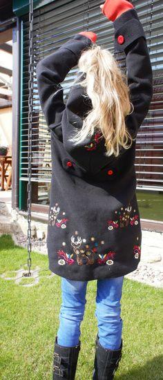 Foto zu Schnittmuster #12 Lieblings-Mantel/Jacke von mamasliebchen