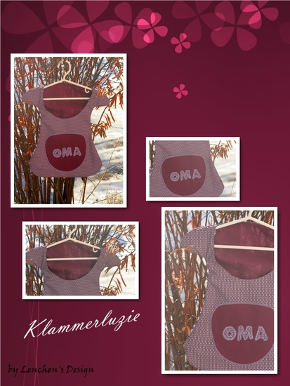 Foto zu Schnittmuster Klammerluzie von made by cataffo