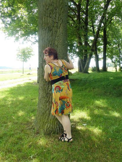 Foto zu Schnittmuster Sun-Day-Dress von Paulina näht