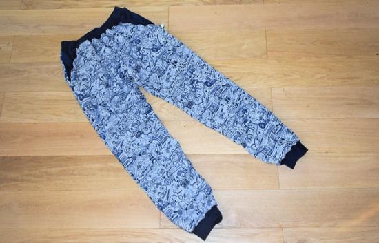 Produktfoto für Schnittmuster Sweatpants 66340 von minikrea
