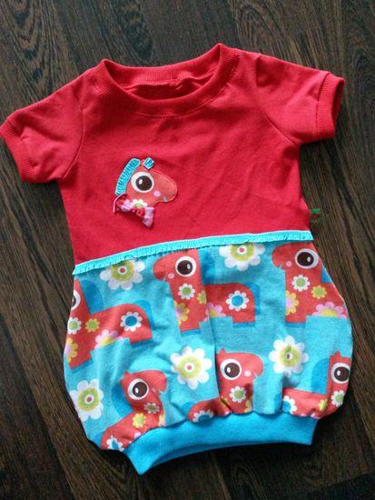 Produktfoto für Schnittmuster Little Short Pully von Lin-Kim