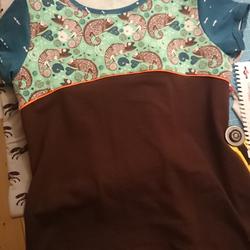 Foto zu Schnittmuster T-Shirt, Kleid und Tanktop 'Valerie' von makerist