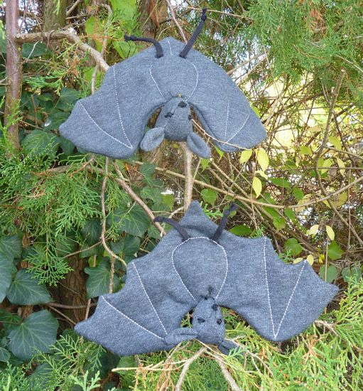 Foto zu Schnittmuster Cutie - die Fledermaus von Wesens-Art