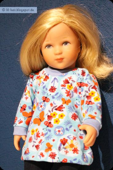 Foto zu Schnittmuster Bester Freund Puppenschnitte Set B von Nanoda
